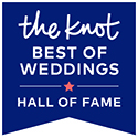 Medure's Catering - Best of Weddings - The Knot - Hall of Fame